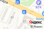 Схема проезда до компании Сегодня-Пресс-Воронеж в Воронеже