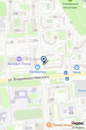 Таймлайн на карте Воронежа