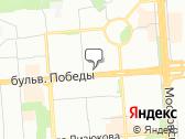 Стоматологическая клиника «Гиппократ, медицинский центр» на карте