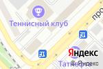 Схема проезда до компании Рекламное агентство в Воронеже