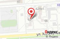 Схема проезда до компании Каретный Ряд в Воронеже
