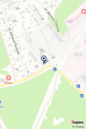 МеталлКон на карте Воронежа