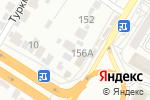 Схема проезда до компании Дачник в Воронеже