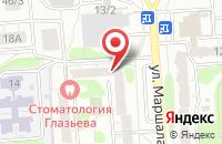 Схема проезда до компании Лио - Принт в Воронеже