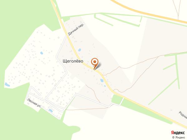 Остановка Щеголёво (Московская область)