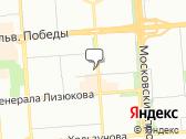 Стоматологическая клиника «Зубнов» на карте