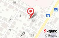 Схема проезда до компании Студия Юниарт в Воронеже