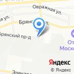 Торговая компания на карте Воронежа