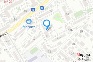 Сдается однокомнатная квартира в Воронеже ул. Моисеева, 69