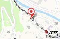 Схема проезда до компании Администрация Вельяминовского сельского поселения Туапсинского района в Цыпке