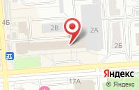 Схема проезда до компании Агентство Перевозок - Юго - Восток в Воронеже