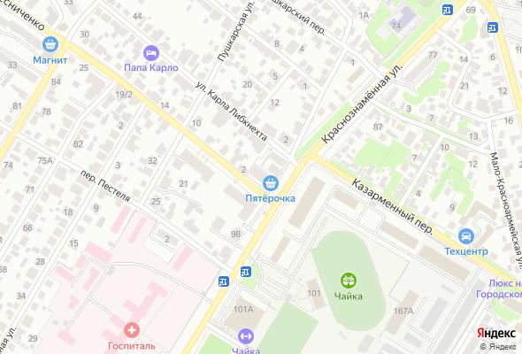 купить квартиру в ЖК ул. Краснознаменная, 92