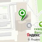 Местоположение компании Адвокатский кабинет Киселева О.А.