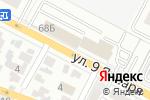 Схема проезда до компании Трейд Альянс в Воронеже