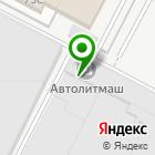 Местоположение компании Абрис