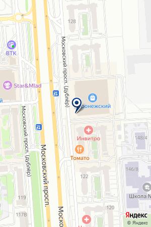 Большой праздник на карте Воронежа