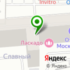 Местоположение компании Лещева и партнеры