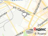 Стоматологическая клиника «Калининец» на карте