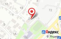 Схема проезда до компании Регион Пром в Воронеже