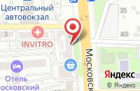 Схема проезда до компании Издательский Дом «Лексикон» в Воронеже