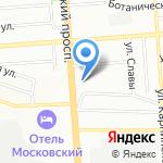 Мастерская ювелирных изделий на карте Воронежа