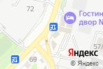 Схема проезда до компании Кубань в Воронеже
