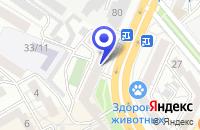 Схема проезда до компании РЕСТОРАН СКАНДИЯ в Воронеже