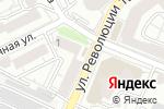 Схема проезда до компании Киоск по продаже фруктов и овощей в Воронеже
