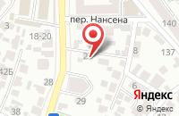 Схема проезда до компании Пятёрочка в Усть-Качке