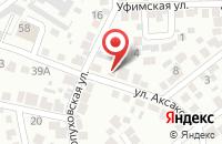 Схема проезда до компании Снэк в Воронеже