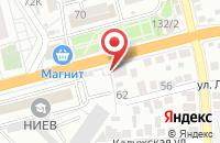 Схема проезда до компании Баня на дровах в Воронеже