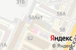 Схема проезда до компании ELIXIR в Воронеже