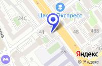 Схема проезда до компании МАГАЗИН ХОЗТОВАРОВ ТИТАН в Воронеже