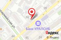 Схема проезда до компании Дизар в Воронеже