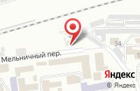 Схема проезда до компании Тройка в Воронеже