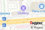 Схема проезда до компании Банкомат, Сбербанк, ПАО в Воронеже