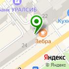 Местоположение компании Адвокатский кабинет Тюнина Д.А.