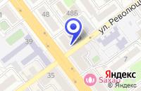 Схема проезда до компании МЕБЕЛЬНАЯ ФИРМА САЛОН КУХНИ в Воронеже