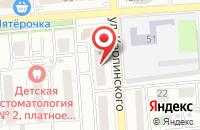 Схема проезда до компании Рекламное Агентство «Рекламный Дом» в Воронеже