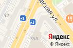Схема проезда до компании СрочноДеньги в Воронеже