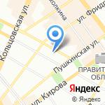 Штрих на карте Воронежа
