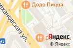 Схема проезда до компании MULTISERVICE в Воронеже
