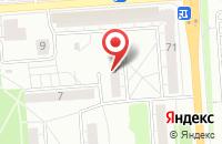 Схема проезда до компании Август- медиа в Воронеже