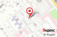 Схема проезда до компании Цель в Воронеже