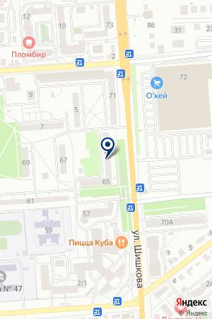 ЖКХ-плюс на карте Воронежа