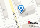 Следственный отдел по Коминтерновскому району г. Воронежа на карте