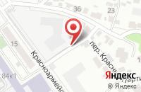 Схема проезда до компании Мейнстрим в Воронеже