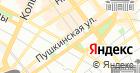 Hookah place на карте