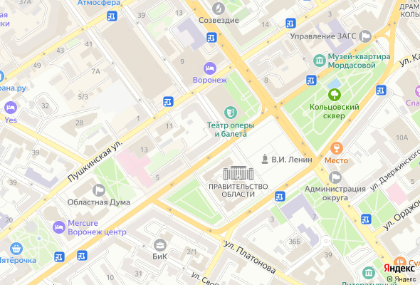жилой комплекс Дом на площади