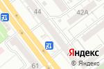 Схема проезда до компании Маленький принц в Воронеже